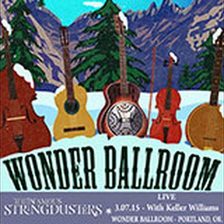 03/07/15 Wonder Ballroom, Portland, OR