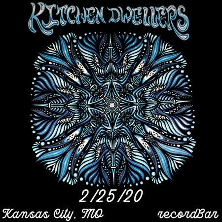 02/25/20 recordBar, Kansas City, MO