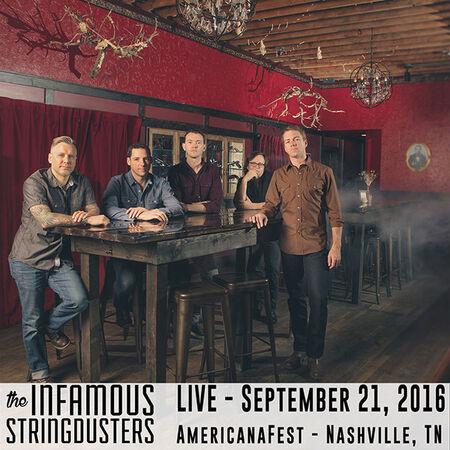 09/21/16 Americana Fest Cannery Ballroom, Nashville, TN