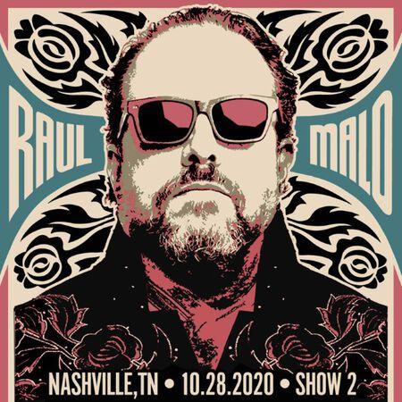 10/28/20 City Winery - Late Show, Nashville, TN