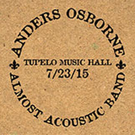 07/23/15 Tupelo Music Hall, Londonderry, NH