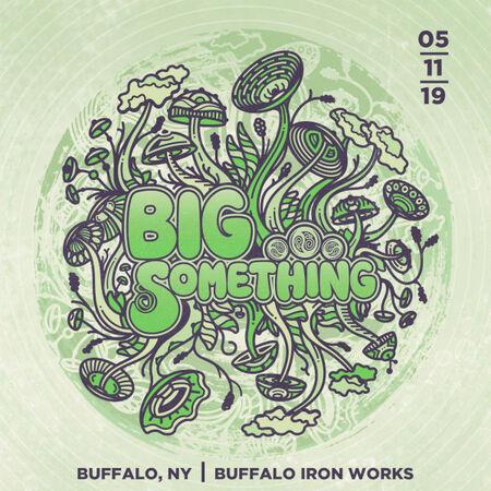 05/11/19 Buffalo Iron Works, Buffalo, NY