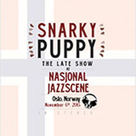 11/06/15 Nasjonal Jazz Scene, Late - Oslo, NO