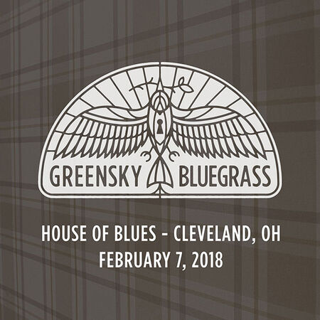 02/07/18 House of Blues , Cleveland, OH