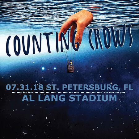 07/31/18 Al Lang Stadium, St. Petersburg, FL
