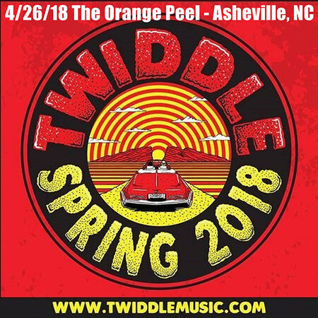 04/26/18 The Orange Peel, Asheville, NC