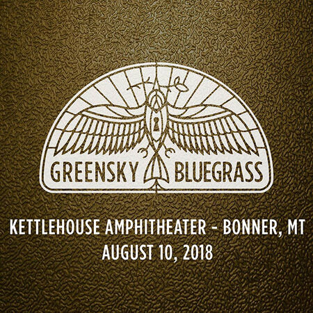 08/10/18 Kettlehouse Amphitheater, Bonner, MT