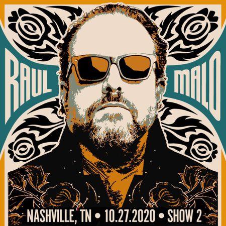 10/27/20 City Winery - Late Show, Nashville, TN