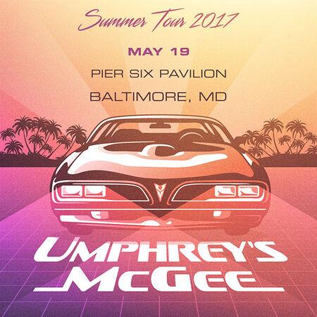 05/19/17 Pier Six Pavilion, Baltimore, MD