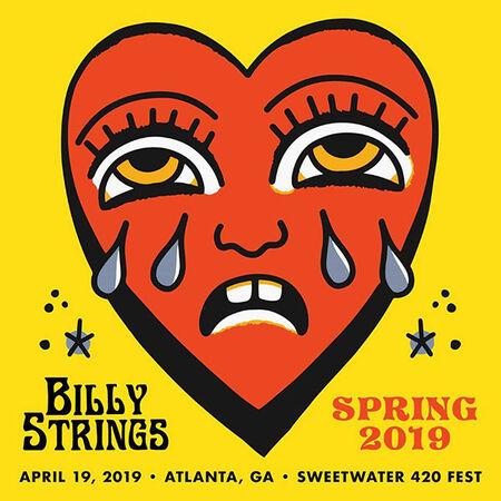04/19/19 Sweetwater 420 Festival, Atlanta, GA