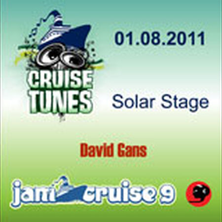 01/08/11 Solar Stage, Jam Cruise, US