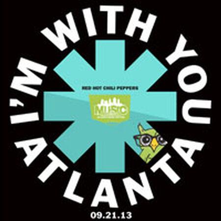 09/21/13 Music Midtown, Atlanta, GA