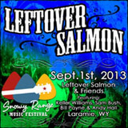09/01/13 Snowy Range Music Festival, Laramie, WY