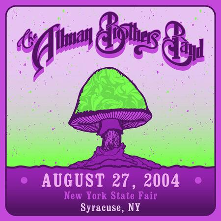 08/27/04 New York State Fair, Syracuse, NY