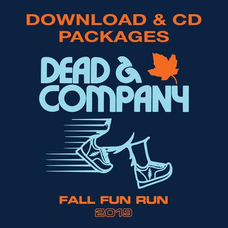 Fall Fun Run 2019 Tour Audio