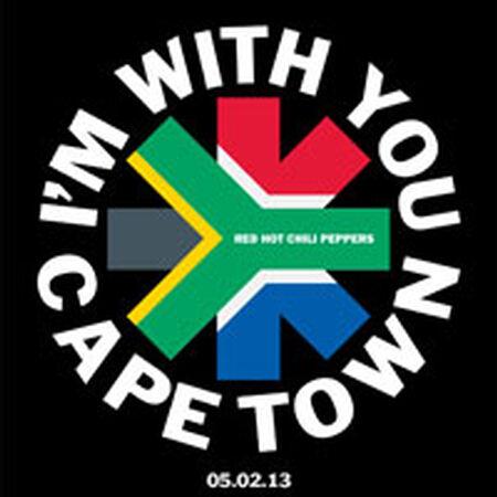 02/05/13 Cape Town Stadium, Capetown, ZA