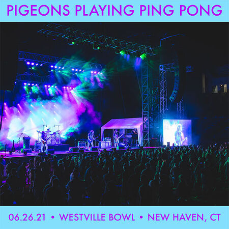 06/26/21 Westville Music Bowl, New Haven, CT