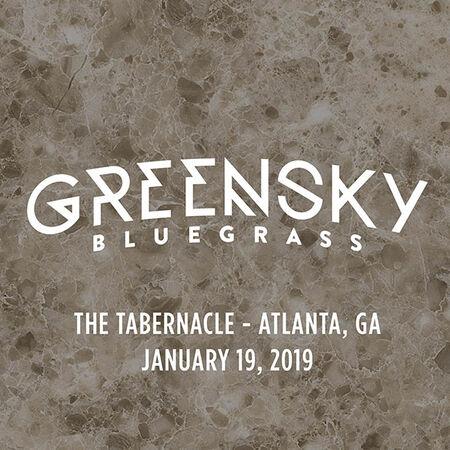 01/19/19 The Tabernacle, Atlanta, GA