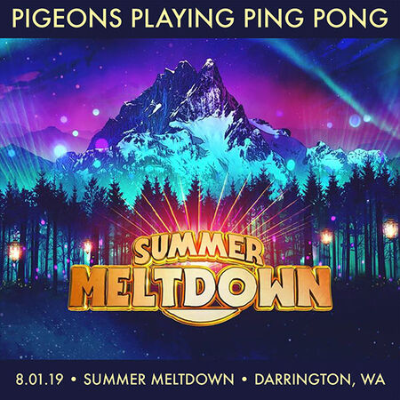 08/01/19 Summer Meltdown Festival, Darrington, WA