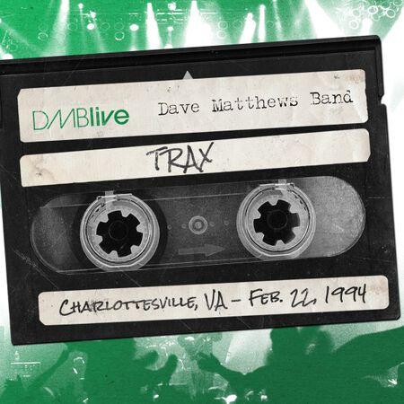 02/22/94 Trax, Charlottesville, VA