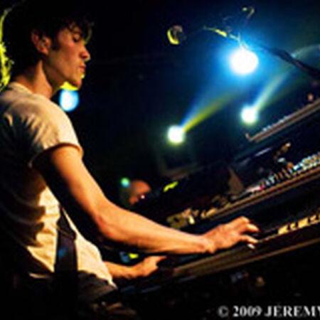 09/19/09 Mercury Lounge, New York, NY
