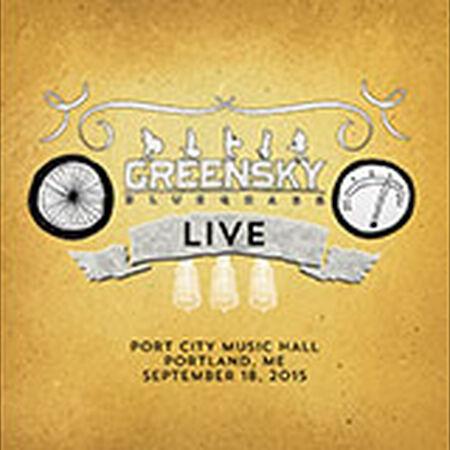 09/18/15 Port City Music Hall, Portland, ME