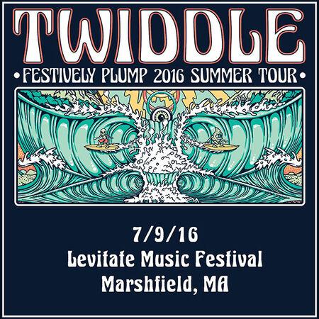 07/09/16 Levitate Music Festival, Marshfield, MA