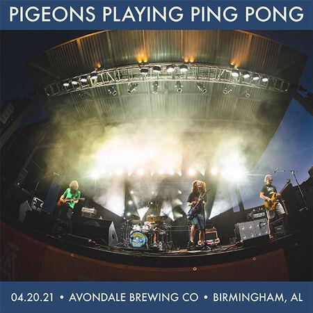 04/20/21 Avondale Brewing Company, Birmingham, AL