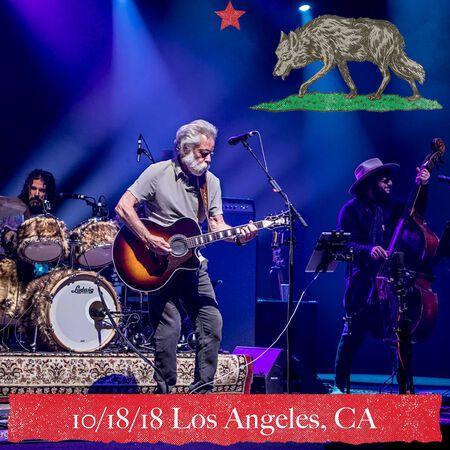 10/18/18 Ace Hotel, Los Angeles, CA