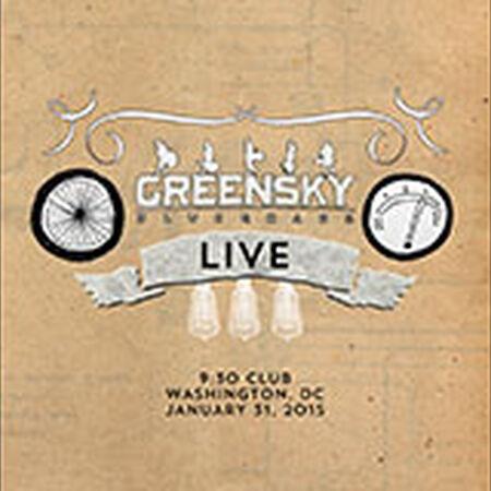 01/31/15 9:30 Club, Washington, DC