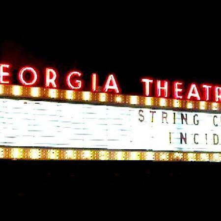 05/01/97 The Georgia Theater, Athens, GA