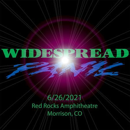 06/26/21 Red Rocks Amphitheatre, Morrison, CO