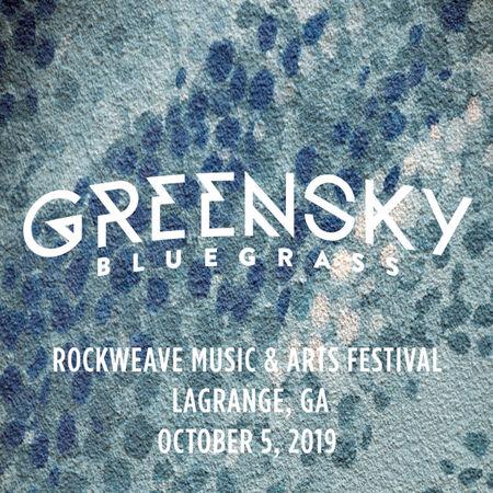 10/05/19 Rockweave Music & Arts Festival, LaGrange, GA