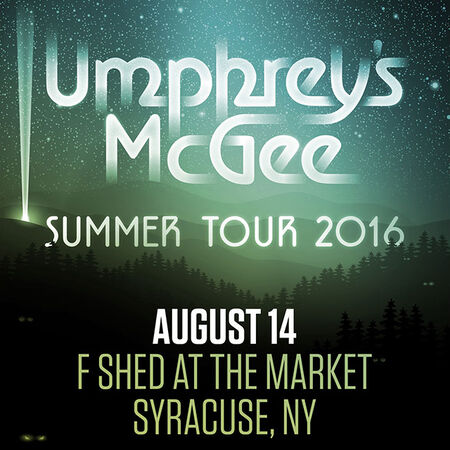 08/14/16 The F Shed at The Market, Syracuse, NY