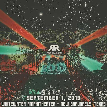 09/01/19 Whitewater Amphitheatre, New Braunfels, TX