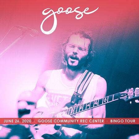 06/26/20 Goose Community Rec Center Night 3, Bingo Tour, CT