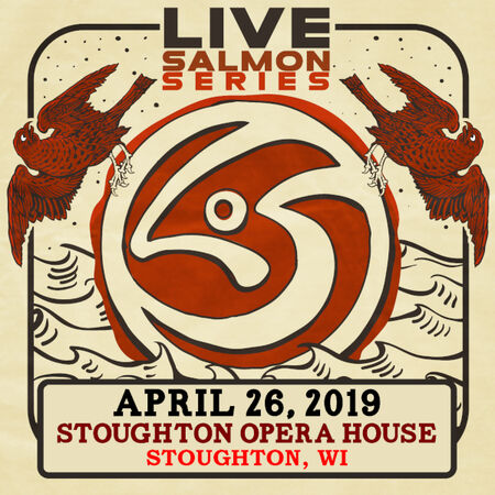 04/26/19 Stoughton Opera House, Stoughton, WI