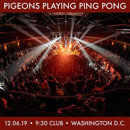 12/06/19 9:30 Club, Washington, DC