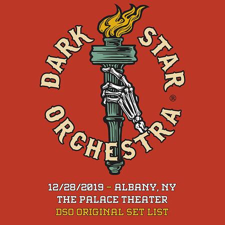 12/28/19 The Palace Theater, Albany, NY