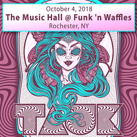 10/04/18 The Music Hall at Funk 'n Waffles, Rochester, NY