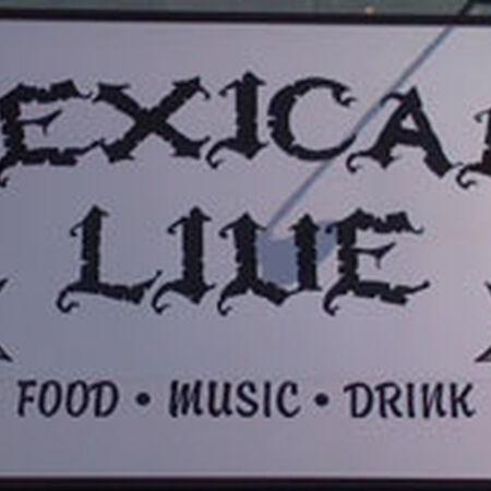 09/16/11 Mexicali Blues, Teaneck, NJ