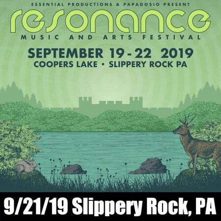 09/21/19 Resonance Music and Arts Festival, Slippery Rock, PA