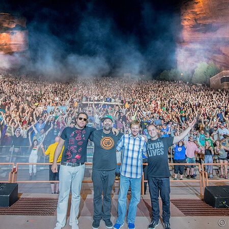 06/04/16 Red Rocks Amphitheatre, Morrison, CO