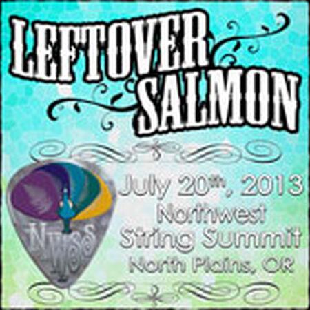07/20/13 Northwest String Summit, North Plains, OR