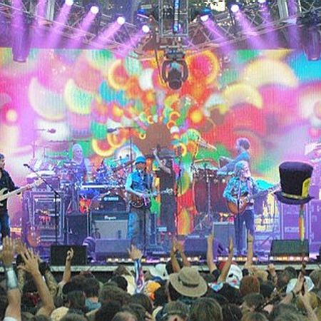 07/02/11 Electric Forest, Rothbury, MI