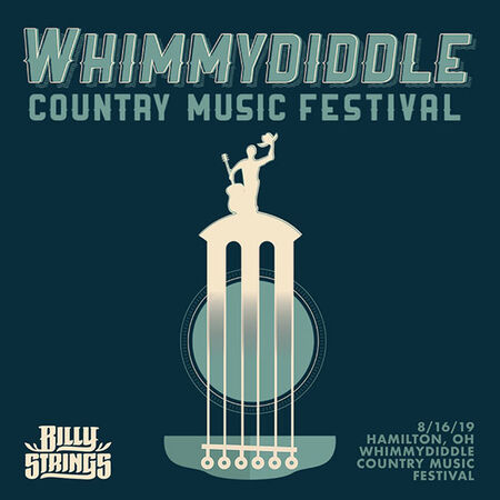 08/16/19 Whimmydiddle Country Music Festival, Hamilton, OH