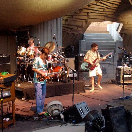 07/04/03 Paolo Soleri Amphitheatre, Santa Fe, NM