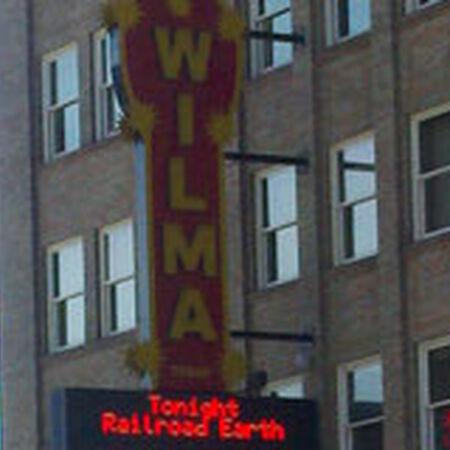 09/22/10 Wilma Theater, Missoula, MT