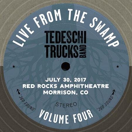 07/30/17 Red Rocks, Morrison, CO