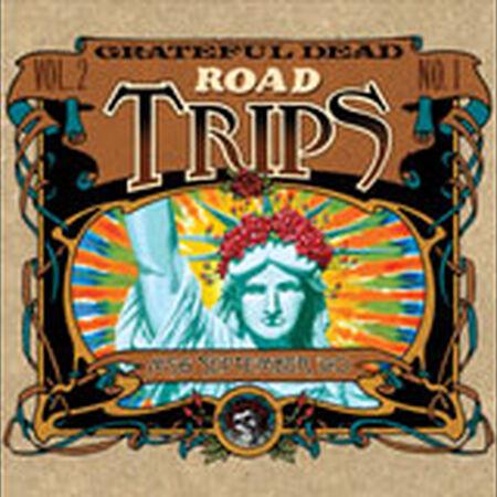 09/20/90 Road Trips Vol 2, No 1: Madison Square Garden, New York, NY